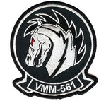 VMM-561 Pale Horse Patch- No Velcro