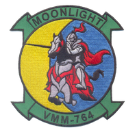 VMM-764 Moonlight Squadron patch