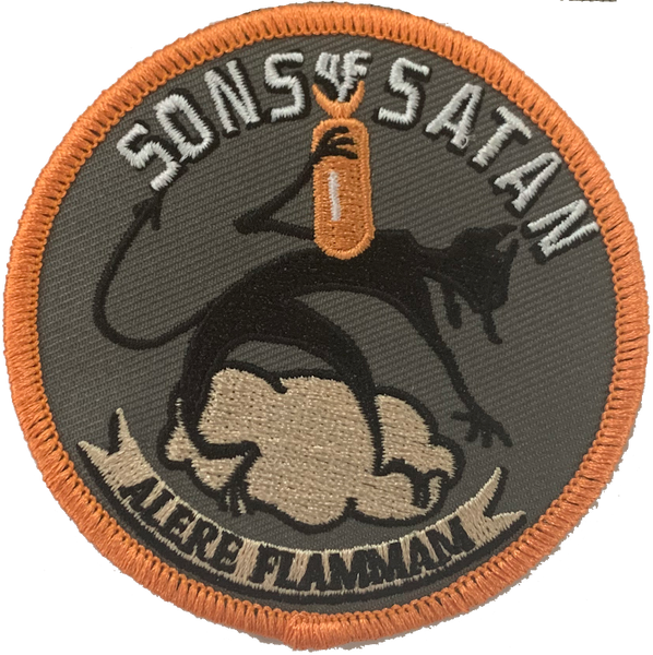 VMSB-241 Sons of Satan WWII