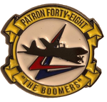 VP-48 Boomers Pin