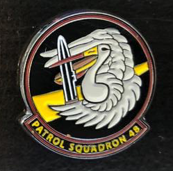 VP-48 Pelicans Pin