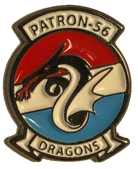 VP-56 Dragons Pin