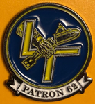 VP-62 Broad Arrows Pin
