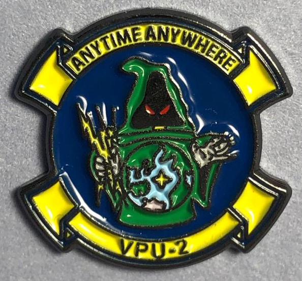 VPU-2 Wizards Pin