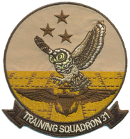 US Navy VT-31 Wise Owls Squadron Patch