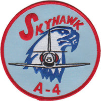 A-4 Skyhawk-No Hook and Loop