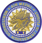 Air Medal Patch- No Velcro