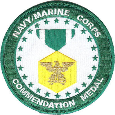 Navy And Marine Corps Commendation