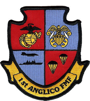 1st ANGLICO FMF