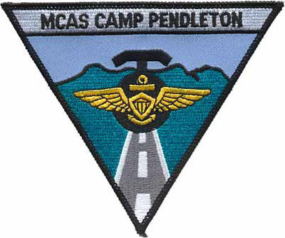 MCAS Camp Pendleton- No Hook and Loop