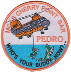 Pedro VMR-1 Cherry Point- No Hook and Loop