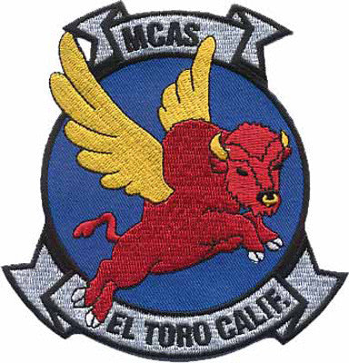 MCAS El Toro- No Hook and Loop