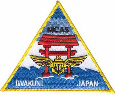 MCAS Iwakuni- No Hook and Loop