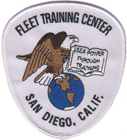 Fleet Training Center-No Hook and Loop