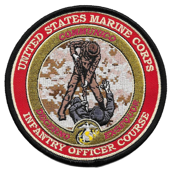 USMC Officer Infantry Course- No hook and loop