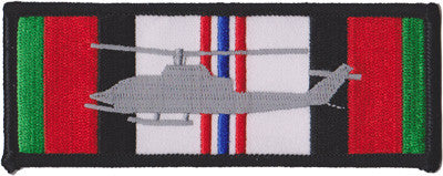 AH-1 Cobra Afghanistan Ribbon-No Hook and Loop