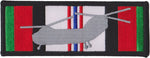CH-46 Afghanistan Ribbon-No Hook and Loop
