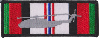 CH-53 Afghanistan Ribbon-No Hook and Loop