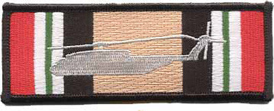 CH-53 Iraq Ribbon-No Hook and Loop