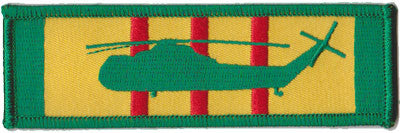 CH-37 Vietnam Ribbon-No Hook and Loop