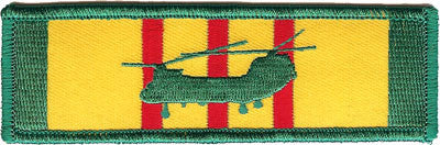 CH-46 Vietnam Ribbon-No Hook and Loop