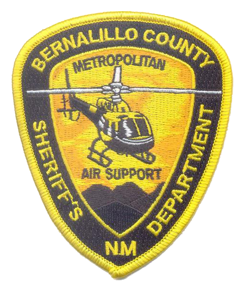 Bernalillo County Air Support Astar patch