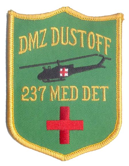 237th Dust Off-No Hook and Loop