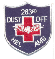 283rd Dust Off-No Hook and Loop