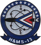 H&MS 13-No Hook and Loop