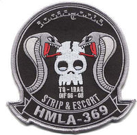 HMLA-369 Gunfighters OIF
