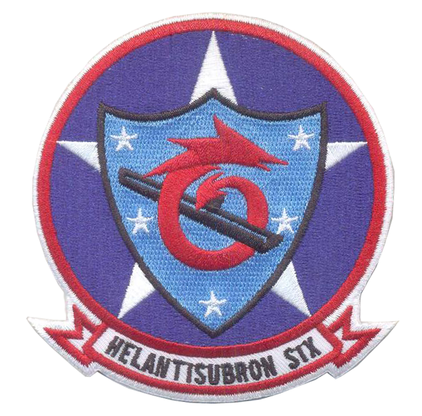 US Navy HS-6 Indians Squadron Patch