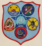 Official US Navy Carrier Air Group 11 WWII patch