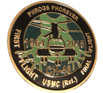 Final Phrog Flight Coin