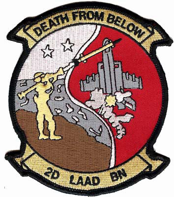 2nd LAAD Death From Below-No Hook and Loop