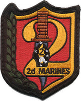 2nd Marines-No Hook and Loop