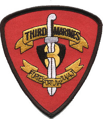 3rd Marines-No Velcro