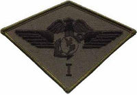 1st Marine Air Wing MAW-No Hook and Loop