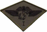 1st Marine Air Wing MAW-No Velcro