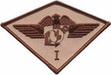 1st Marine Air Wing MAW- No Velcro
