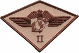2nd Marine Air Wing MAW- No Velcro
