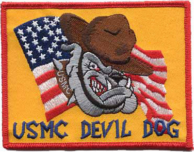 Devil Dog-No Hook and Loop