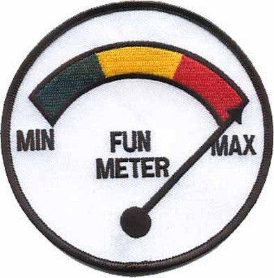 Fun Meter Patch