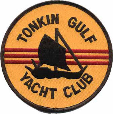 Gulf of Tonkin Yacht Club- No Hook & Loop