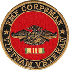 FMF Corpsman-Vietnam-No Hook and Loop