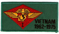 1st MAW Vietnam Service-No Hook and Loop
