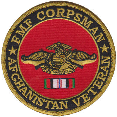 FMF Corpsman-Afghanistan-No Hook and Loop