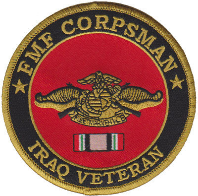 FMF Corpsman-Iraq-No Hook and Loop