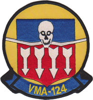 VMA-124 Whistling Death