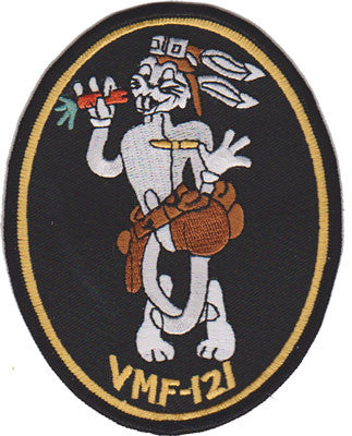 VMF-121 No Hook and Loop