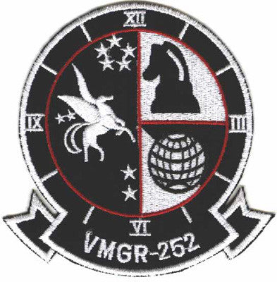 VMGR 252 Original Design- No Velcro